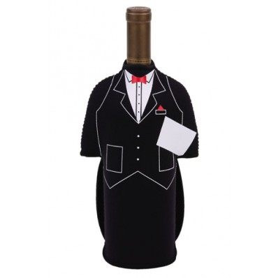Butler Wine Bottle Jacket