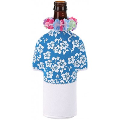 Hawaiian Boy Beer  Bottle Jacket