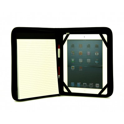 Ipad Tablet/ E-Reader Padfolio, Black