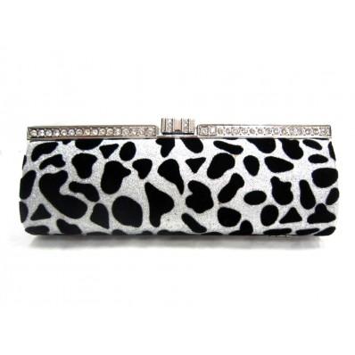 Leopard Sliver/Black