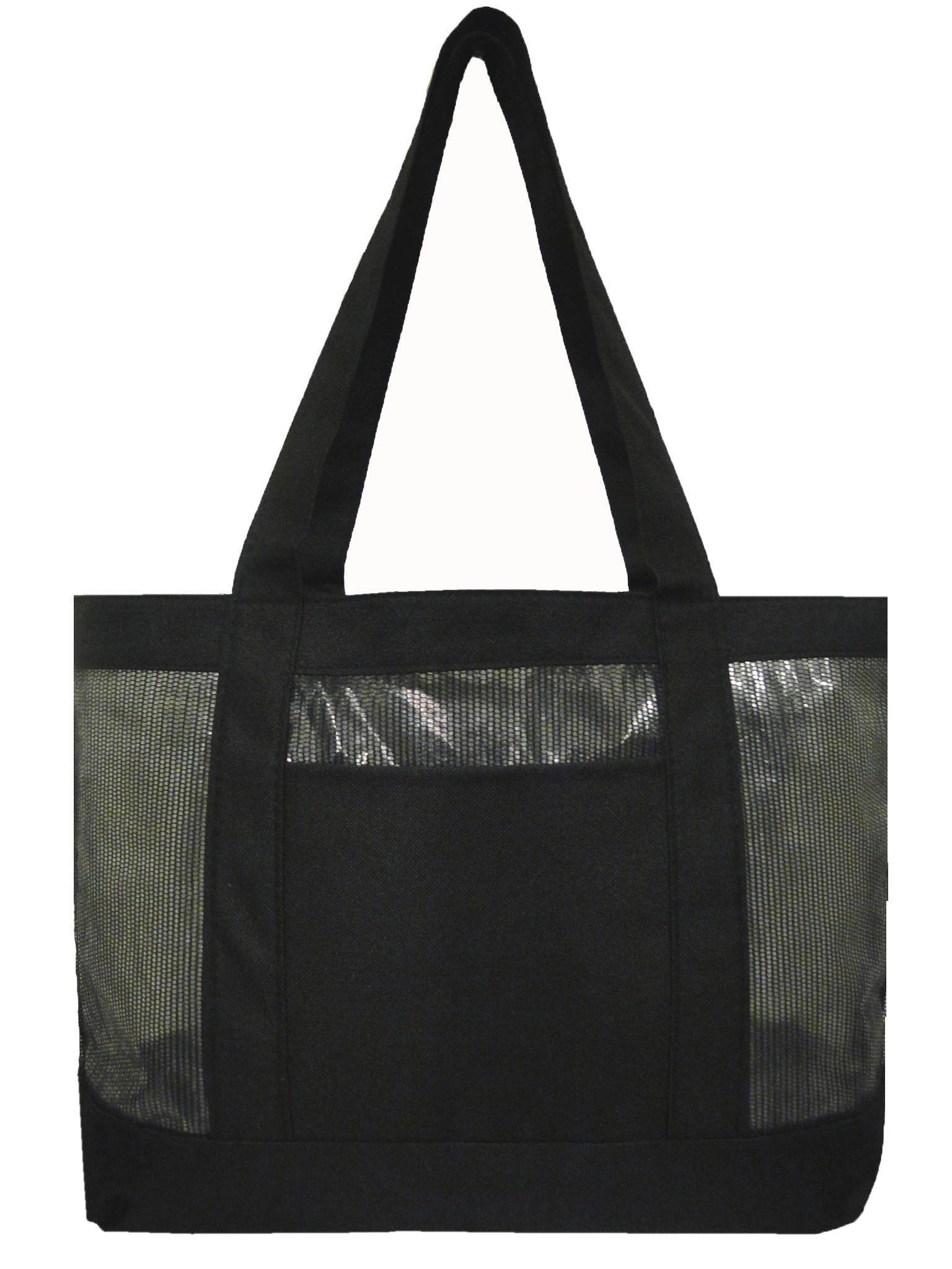 Fashion Mesh Tote Bag