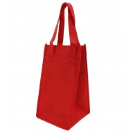 1 to 4 Bottle Non-Woven Tote Bag