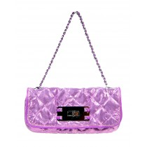 Kate Night Party Quilted Clutch Bag