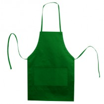 "Adjustable Strap 2 Square Pockets Apron-20"" W x 30"" H"