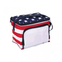 Deluxe Stars & Stripes Lunch Cooler
