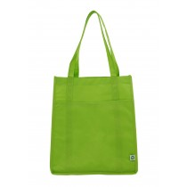 Macro Grocery Tote Bag