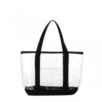 Clear Work Tote Bag