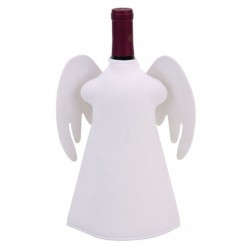 Angel Wine Bottle Jacket