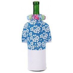 Hawaiian Boy Wine Bottle Jacket