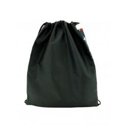 Patriotic Zipper Cinch Drawstring Backpack