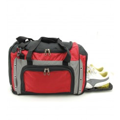 Traveling and Sporty Club Shoe Storage Duffel Bag